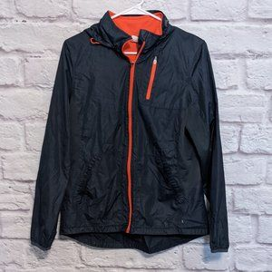 Danskin Now Rain Jacket Size Medium
